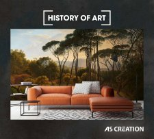 Katalog tapet History of Art