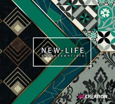 Katalog tapet New Life od AS Création