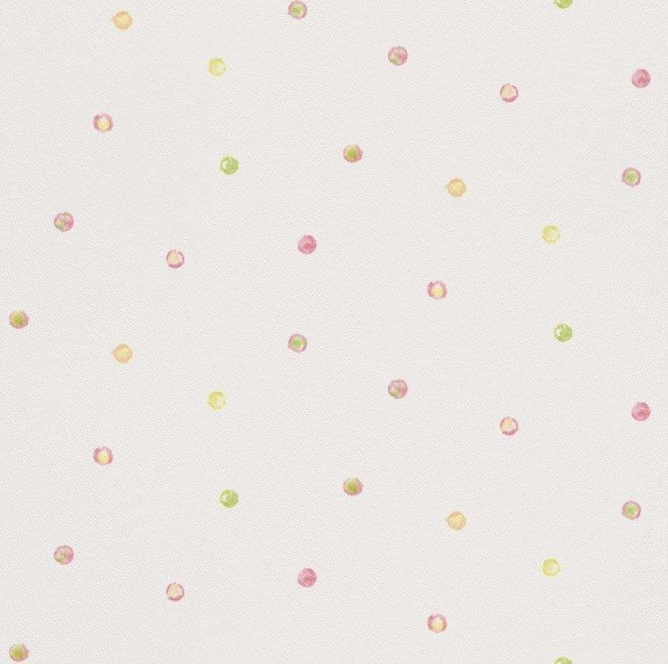 Dětská papírová tapeta Piccolo 271416 / Dětské papírové tapety na zeď Rasch (0,53 x 10,05 m)
