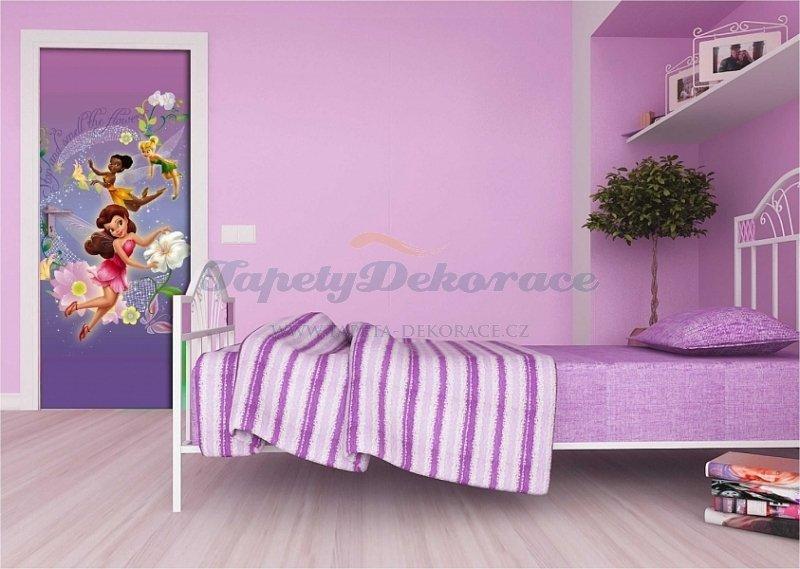 fototapeta d tsk v ly 1 d ln fototapety d tsk 202 x 90cm disney fairies ft0267 ag design. Black Bedroom Furniture Sets. Home Design Ideas
