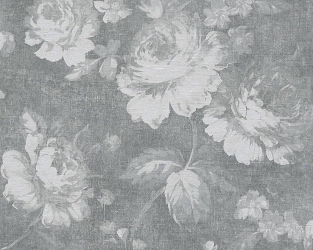 Vliesova Tapeta 33604 1 Sede Kvety Tapety Na Zed 336041 Secret Garden 0 53 X 10 05 M A S Creation