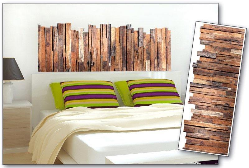 Samolepicí dekorace na zeď Dřevo ST2 015 / Samolepka na stěnu Wood (65 x 165 cm) Dimex