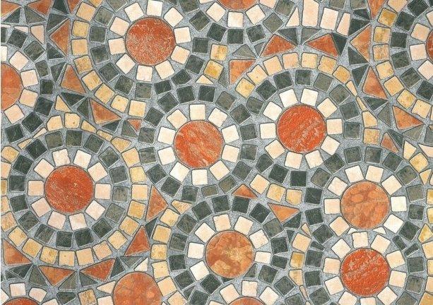 Samolepící tapeta kámen, barevná mozaika šířka 45 cm, metráž 2003126 / samolepicí fólie a tapety Opaco Pianetra 200-3126 d-c-fix
